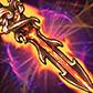 愛染明王槍の画像