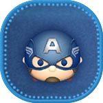 キャプテンアメリカのアイコン画像