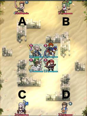 縛鎖の第12迷宮:第3ステージのマップ画像