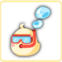 潜水饅頭の画像