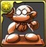 ダイジョーブ博士像【銅】の画像
