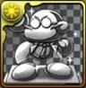 ダイジョーブ博士像【銀】の画像