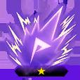 ライジングソウル1【紫】画像