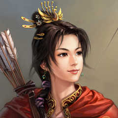 孫尚香の画像