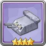 152mm連装砲T3Cのアイコン