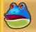 水棲生物のアイコン画像