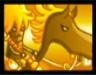 迅雷の黒騎馬兵の画像