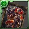 半神の英雄ヘラクレスのカードの画像