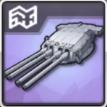 330mm四連装砲Mle1931T3