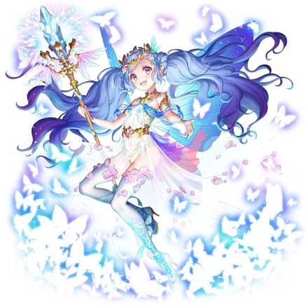 [妖精の女王]ティターニアの画像