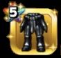 ブラック・シーザーの鎧下