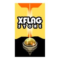 XFLAG STORE専用スポット