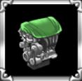 ノーマルエンジン【緑】の画像