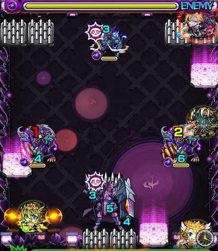 愛染明王のステージ5攻略