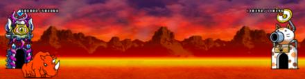 絶・紅のカタストロフ 絶撃の赤渦のステージ画像