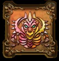 バラモスゾンビ・改の紋章・頭のアイコン