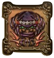 冥王ゴルゴナの紋章・盾