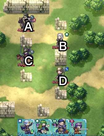 縛鎖の第13迷宮:第4ステージのマップ画像