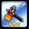 強化ハンマー 武器星3