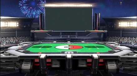 ポケモンスタジアムの画像