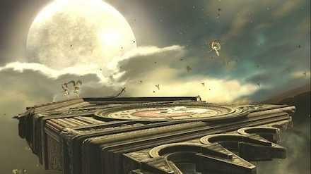 アンブラの時計塔の画像