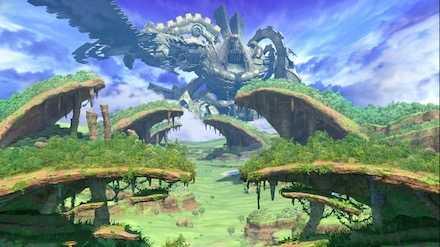 ガウル平原の画像