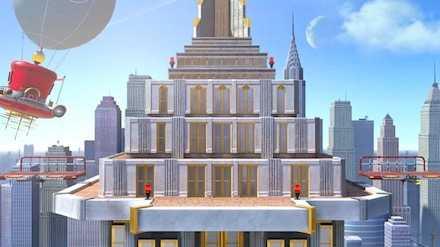 ニュードンク市庁舎の画像