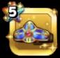 ブルーメタルの冠のアイコン
