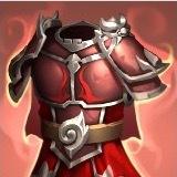 紅閃鉄葉甲の画像