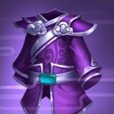 紫辰黎雲袍の画像