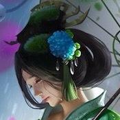 雨女の画像