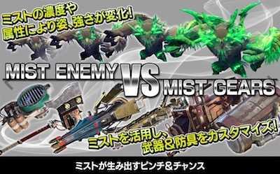 ミストギア ゲームシステム4