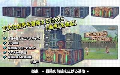 ミストギア ゲームシステム5