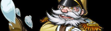 冬将軍の画像