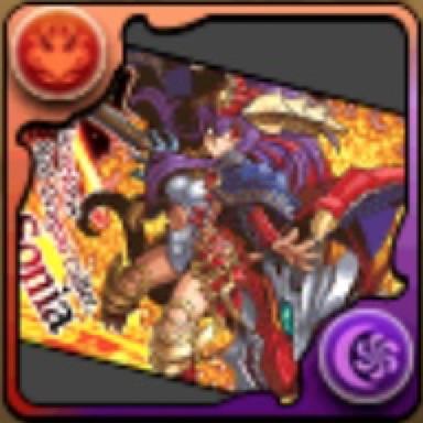 絶世の紅龍喚士・ソニア アナザー カードの画像