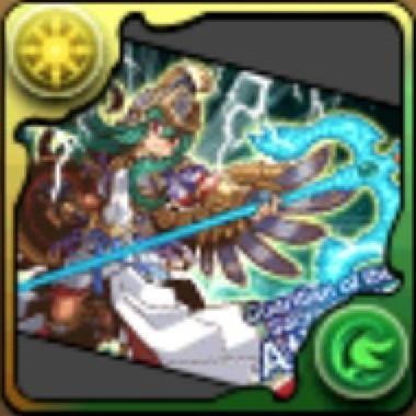 聖都の守護神・アテナ アナザー カードの画像