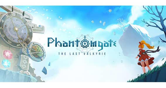 ネットマーブルの新作アドベンチャーRPG『Phantomgate : The Last Valkyrie』の事前登録が開始!