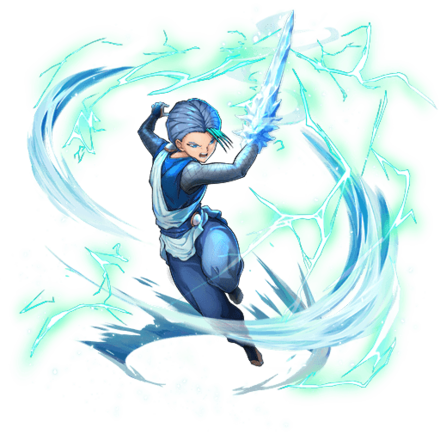 [呪凍使い]凍矢の画像