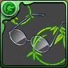 新八のメガネの画像