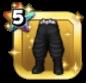 ジャガンのズボン