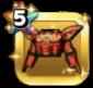 光の鎧上・紅のアイコン