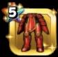 光の鎧下・紅のアイコン