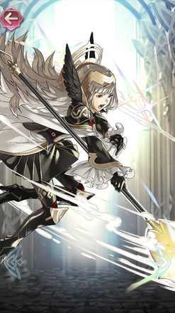 ヴェロニカ(大いなる皇女)の立ち絵