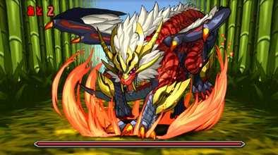 火の戦国龍7F