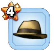 南国の帽子