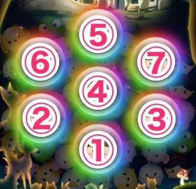 1 プレイ で タイムボム 7 個