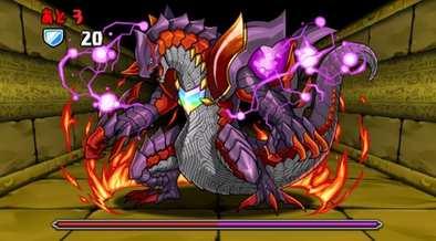 闇の魔石龍7F
