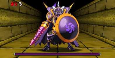 闇の魔石龍の6F
