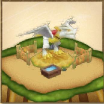 白竜の竜舎