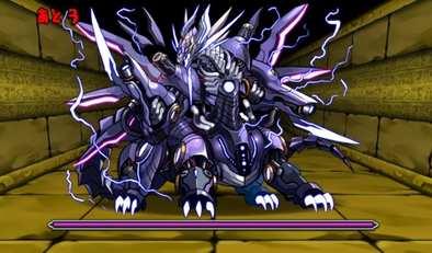 闇の機械龍の10F